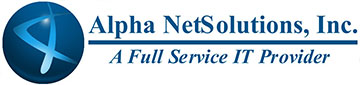 Alpha NetSolutions, Inc Logo