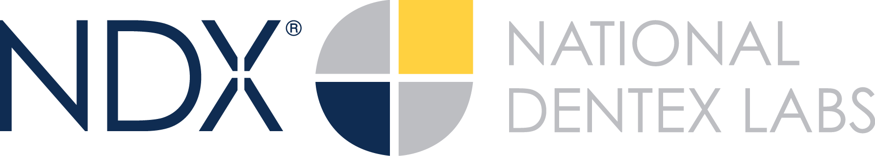 NDX National Dentex Labs logo